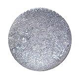 CREATIV DISCOUNT NEU Sapolina-Seifenfarbe, 20ml, Silber