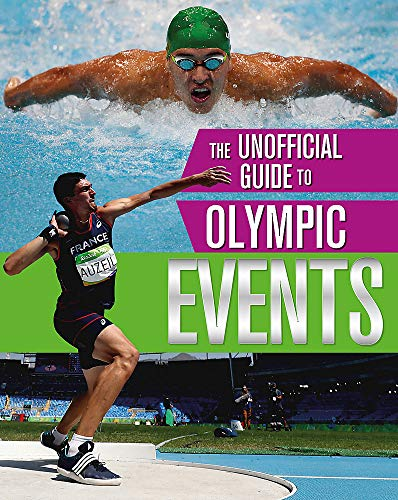 Events (The Unofficial Guide to the Olympic Games, Band 1)
