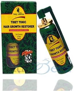 Deity Tibet Tonic Hair Growth Restorer 1.7 Ounce (50ml)