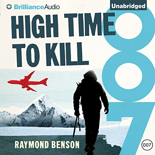 High Time to Kill audiobook cover art