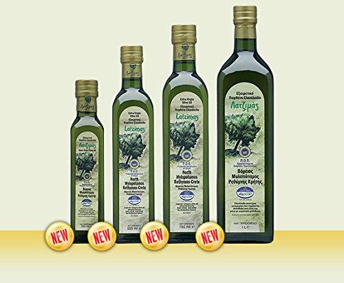 Latzimas natives Olivenöl extra 1L Griechenland