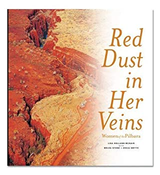 Paperback Red Dust in Her Veins Book