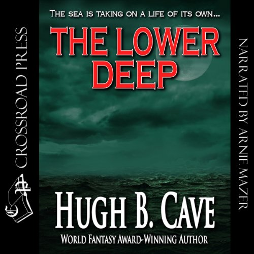 The Lower Deep audiobook cover art