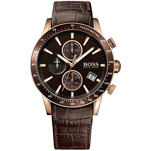 Hugo Boss Herren-Armbanduhr 1513392, Braun