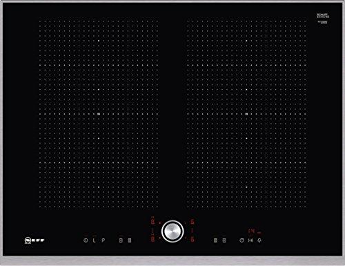 Neff T57TT60N0 Induktionskochfeld N70 / 70cm / TwistPad  / FlexInduction / PowerMove / Glaskeramik / Edelstahlrahmen