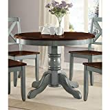 Better Homes and Gardens Cambridge Place Dining Table, Antique Sage