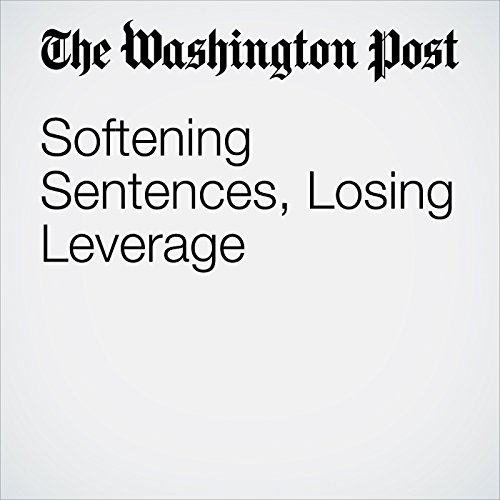 Softening Sentences, Losing Leverage audiobook cover art