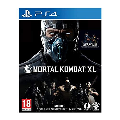 Mr Cartridge - Juego para PS4 Mortal Kombat XL - Playstation 4