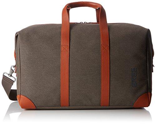 BREE Unisex-Erwachsene PNCH Casual 717 Weekender Rucksack, Grau (Grey), 25x29x48 cm