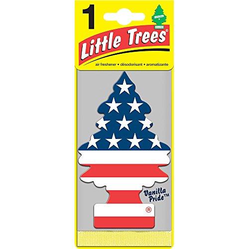 ODORIZANTE LITTLE TREES VANILLA PRIDE USA