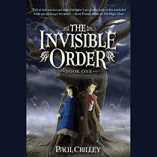 The Invisible Order cover art