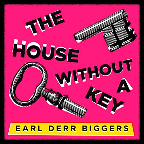 Couverture de The House Without a Key
