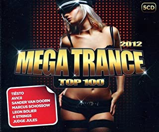 Mega Trance Top 100 2012 / Various