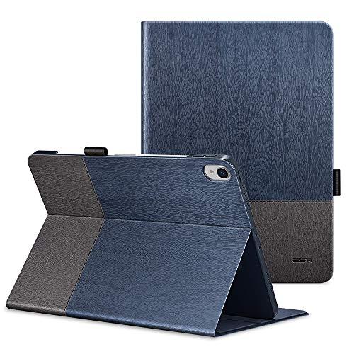 ESR Folio Case for iPad 10.8 2020 [Auto Sleep/Wake Book Cover] [Supports Pencil 2] Urban Premium Series,Knight