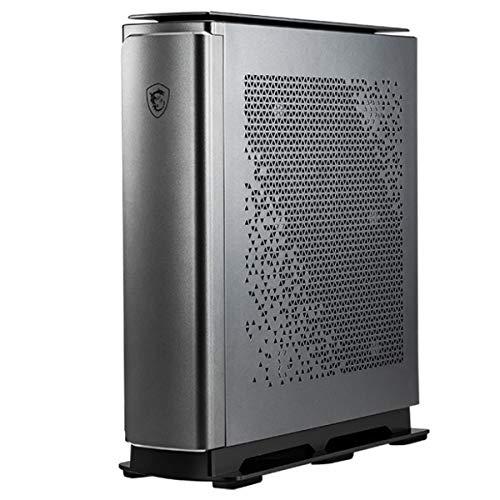 MSI Creator P100A 10TD-487US Small Form Factor Professional Desktop, Intel Core i7-10700, GeForce RTX 3070, 32GB Memory, 1TB SSD + 2TB HDD, WiFi 6, USB Type-C, VR-Ready, Windows 10 PRO