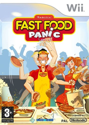 Photo of FAST FOOD PANIC