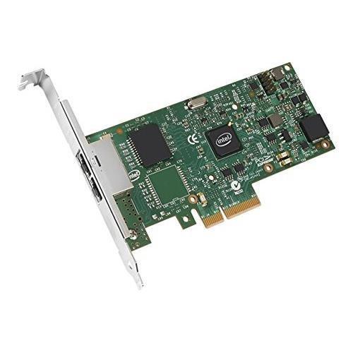 Intel I350T2V2BLK–Ethernet Adaptador de Servidor I350-T2–Adaptador de Red–PCIe 2.1x4Low Profile–21000Base-T x