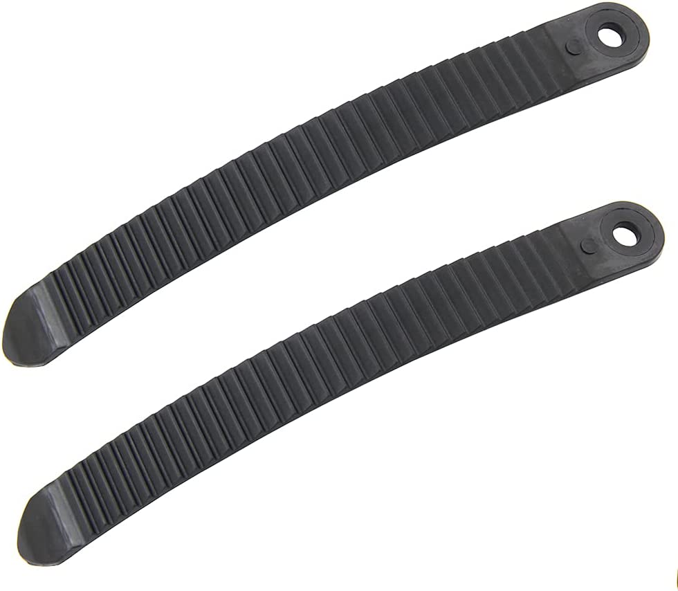 gift UP100 Snowboard Binding Indianapolis Mall Toe Tongue 7 Straps Ladder Black Plastic