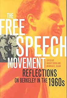 The Free Speech Movement: Reflections on Berkeley in the 1960s by Unknown(2002-10-07)
