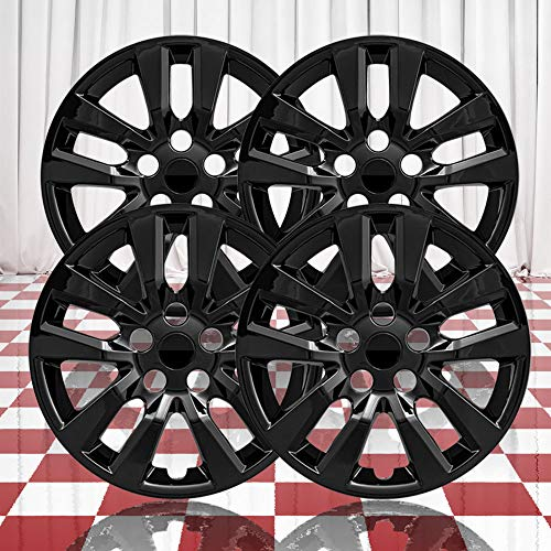 16inch black hubcaps - 7