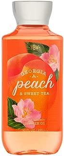 Bath & Body Works Shower Gel Georgia Peach & Sweet Tea 10 oz