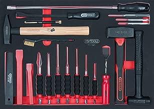 Set de 4 Piezas KS Tools 911.8130 Pack Juego de cinceles Suaves 19-38mm