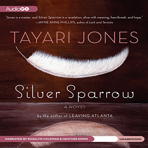 Silver Sparrow cover art