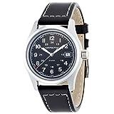 Hamilton H684812 - Reloj, Correa de Piel de Borrego Color Negro