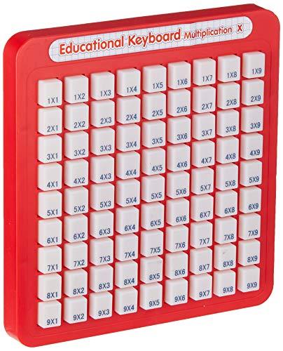 Small World Toys Vorschule–Sie halten Multiplizieren Mathematik Tastatur