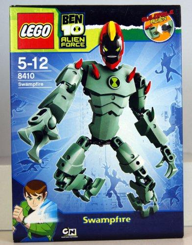 LEGO Ben 10 Alien Force 8410