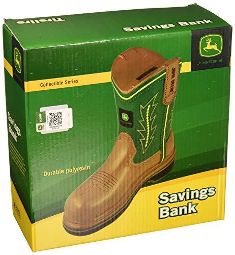 M. CORNELL IMPORTERS 6987 John Deere Green Boot Bank
