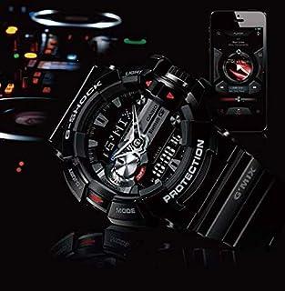 ساعة جي ميكس بلوتوث الذكية للرجال من كاسيو جي شوك، GBA-400-1A
