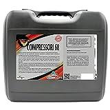 Aceite sintético para compresores de aire rotativos y alternativos - Bidón de 20 litros - 68 COMPRESORES