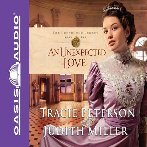 An Unexpected Love audiobook cover art