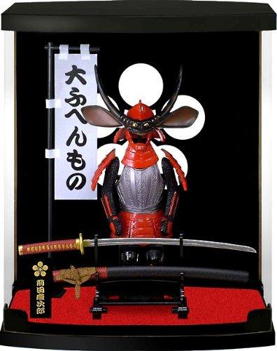 Maquette Samurai Maeda Keiji Authentique