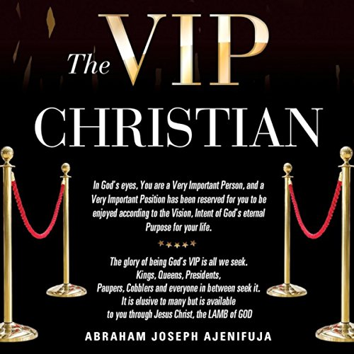 The VIP Christian audiobook cover art
