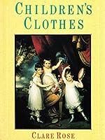 Children's Clothes: Since 1750