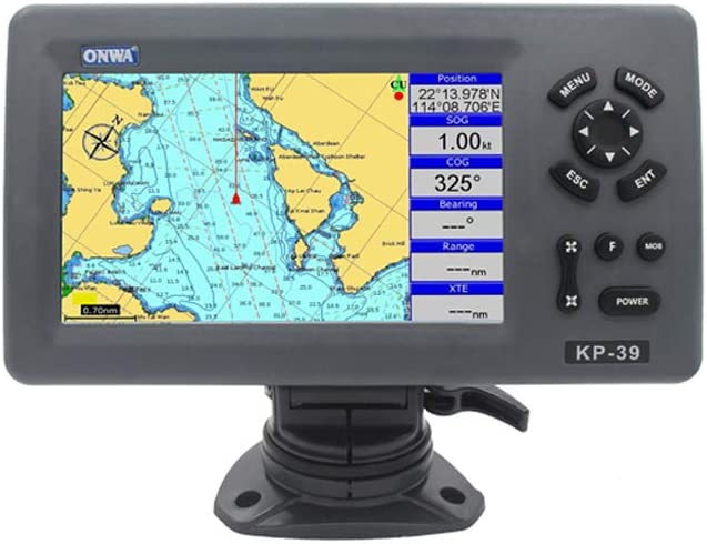 ONWA KP-39: 7-inch GPS Chart Plotter