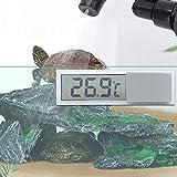 SALUTUYA Termómetro Digital LCD con Sensor de Temperatura para Invernadero de cría