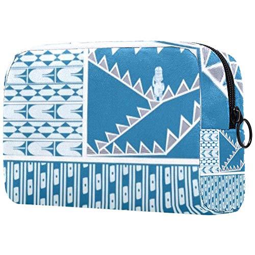 Trousse à pinceaux de maquillage personnalisable - Trousse de toilette portable pour femme - Organiseur de voyage en forme de dents de scie