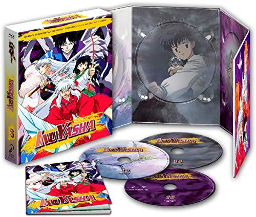 Inuyasha Box 5 Episodios 133 A 167 Blu-Ray [Blu-ray]