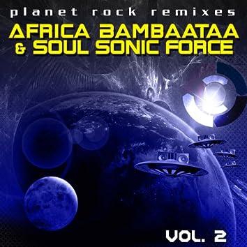 Planet Rock Remixes Vol. 2 (1996 Version)