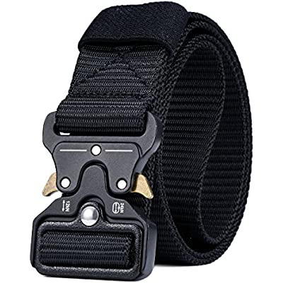 ➤ Cheap 'Military Tactical Belt,Quick Release Buckle, Long