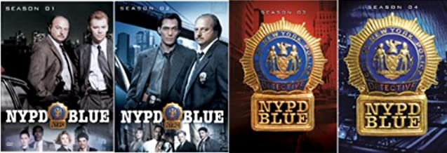 NYPD Blue - Seasons 1-4