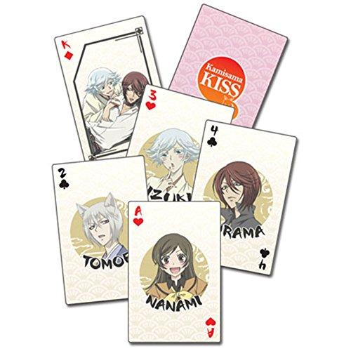 Kamisama Kiss Playing Cards