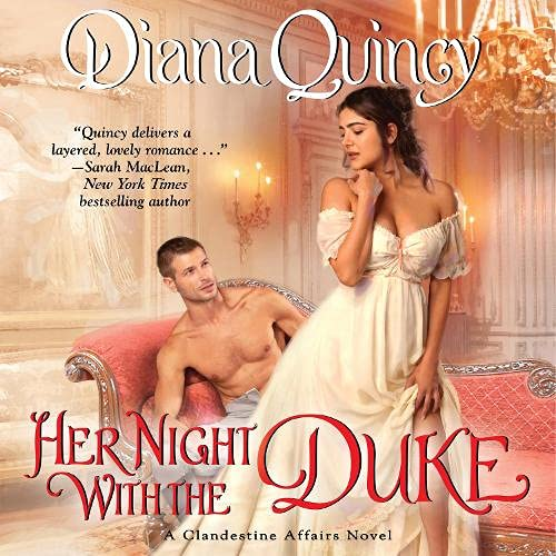 Her Night with the Duke cover art