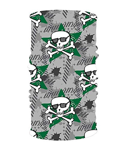 Avocado Brood 16-in-1 Magic Sjaal, Gezichtsmasker, Balaclava Bandana voor Outdoor Sports 10 * 20 inch Eén maat color12