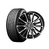 15インチ 1本セット タイヤ・ホイール ブリヂストン(BRIDGESTONE) ネクストリー 195/65R15 + KYOHO スマック ヴァルキリー (エンケイ製) プリウス・ウィッシュ・インプレッサ・レガシー