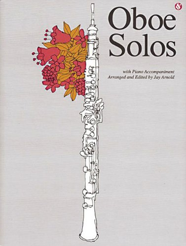 Everbody's Favorite Series: Oboe Solos: Noten, Sammelband für Oboe, Klavier (Everybody's Favorite Series)
