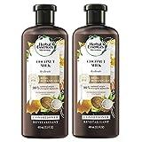 herbal essences - shampoo riparatore all'olio di argan del marocco, 400 ml, e balsamo, 400 ml